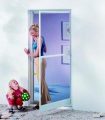 Drehtür, Katzenklappe, Farbe Tür Montalux