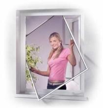 Spannrahmen, Kippstellung, Fenster Mückennetz